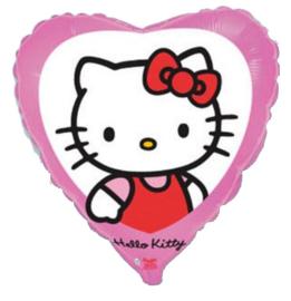 Hello Kitty folie ballon 45cm
