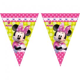 Minnie Mouse slinger vlaggenlijn 2,3m
