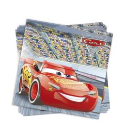 Cars 3 servetten 16 stuks