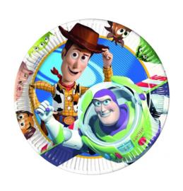Toy Story borden 10 stuks 23cm