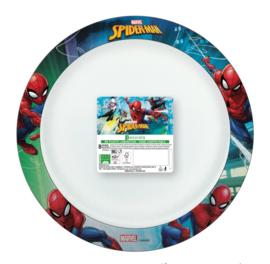 Spiderman borden 8 stuks 24cm