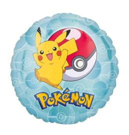 Pokemon folie ballon 43cm