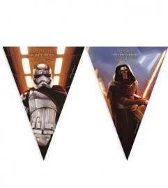 Star Wars vlaggenlijn plastic 2,3m