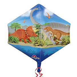 Dino folie ballon 41cm