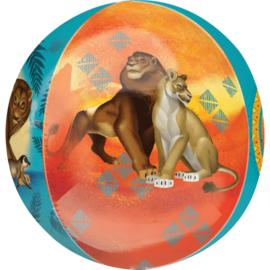 The Lion King folie ballon rond 40cm