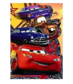 Cars verjaardag kaart 20x14,5cm