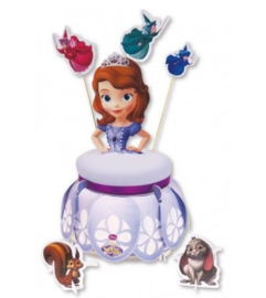 Sofia the first versiering set tafel