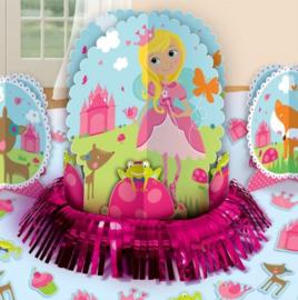Prinsessen versiering tafel 3 stuks
