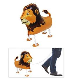 Leeuw walking ballon 60cm