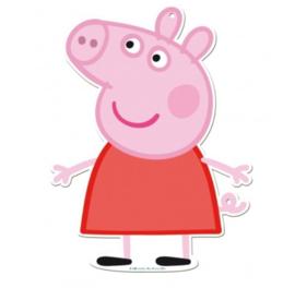Peppa Pig figuren karton 2 stuks 30cm