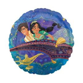 Aladdin folie ballon 45cm