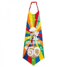 Abraham mega stropdas 42x100cm