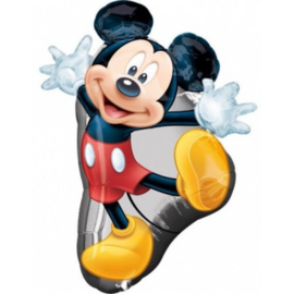 Mickey Mouse folie ballon 55x78cm