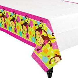 Aap tafelkleed papier 120x180cm