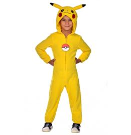 Pokemon verkleedpak jongen 3-4 jaar