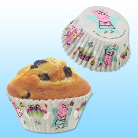 Peppa Pig cupcake vormen 25st