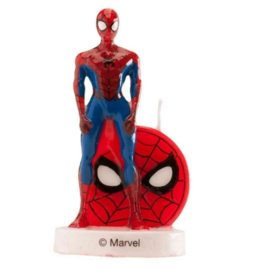 Spiderman taartkaars 8cm
