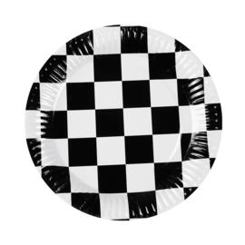 Formule 1 borden  6 stuks 23cm