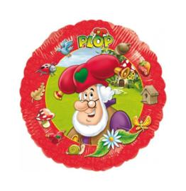 Kabouter Plop folie ballon 45cm