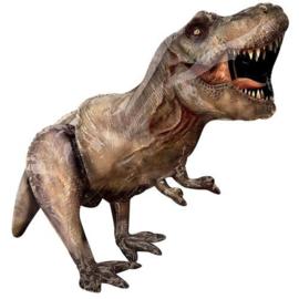 Jurassic World T Rex ballon staand 71cm
