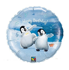 Happy Feet folie ballon 45cm
