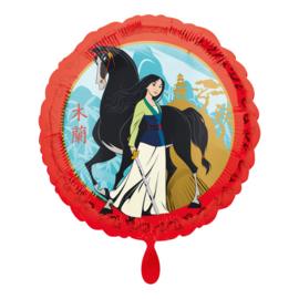 Mulan folie ballon 45cm
