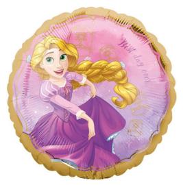 Rapunzel prinses folie ballon 43cm