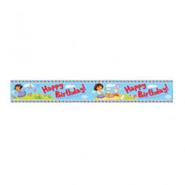 Dora folie banner 4,65m