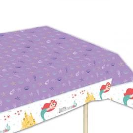 De kleine zeemeermin tafelkleed 1,2m x 1,8m