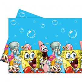 Spongebob tafelkleed 120 x 180cm