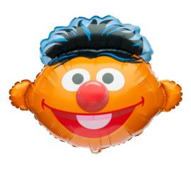 Ernie Sesamstraat folie ballon 60x70cm