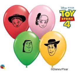 Toy Story mini ballonnen 5 stuks