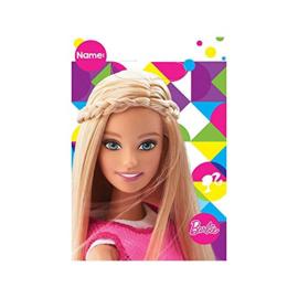 Barbie feestzakjes 8 stuks