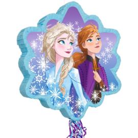 Anna Elsa Frozen trekpinata