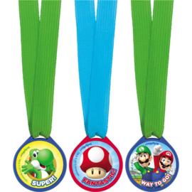 Super Mario awards 12 stuks