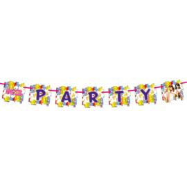 K3 letterslinger party 6m