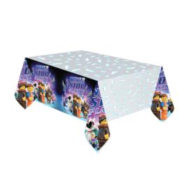 Lego movie tafelkleed plastic 120x180cm