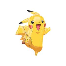 Pokemon Pikachu folie ballon 85cm