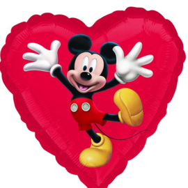 Mickey Mouse folie ballon 45cm