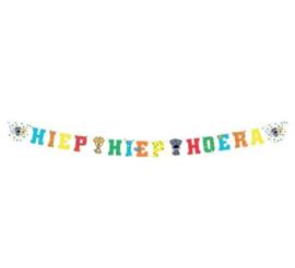 Woezel en Pip letterslinger 3m