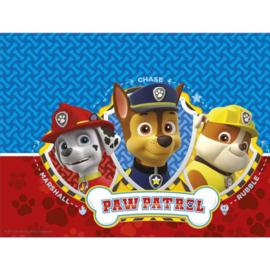 Paw Patrol tafelkleed 120x180cm
