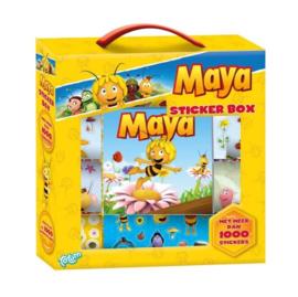 Maya de bij stickers box 1000 stuks
