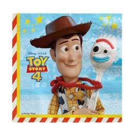 Toy Story servetten 20 stuks 33x33cm