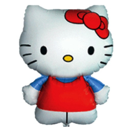 Hello Kitty folie ballon 66x49cm