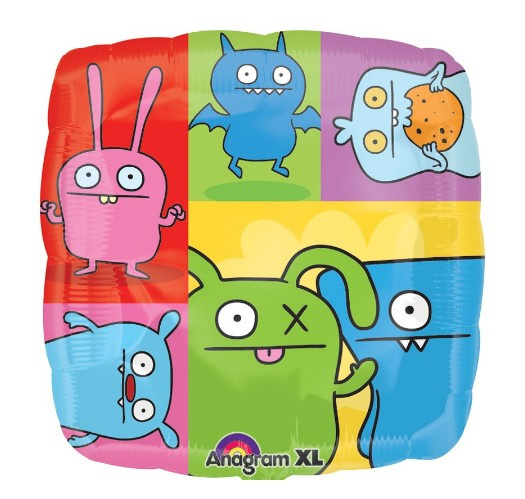Ugly Dolls folie ballon 45cm