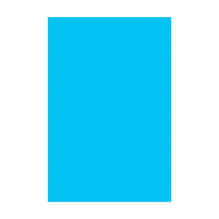 Tafelkleed lichtblauw 137x274cm