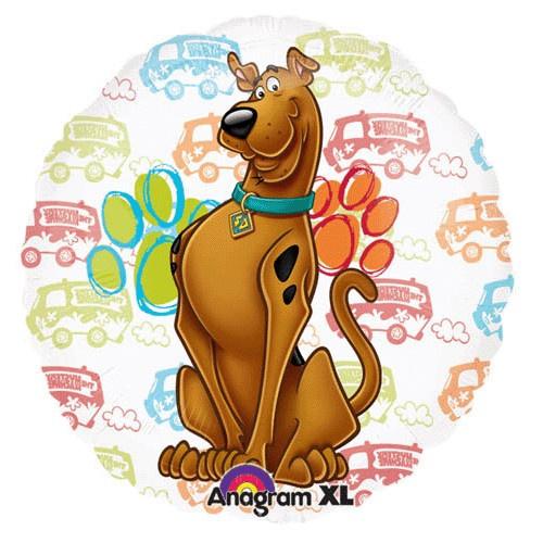 Scooby Doo folie ballon 66cm