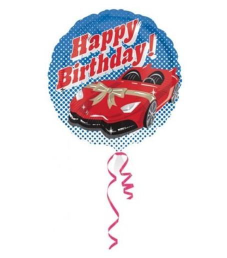 Auto folie ballon 43cm