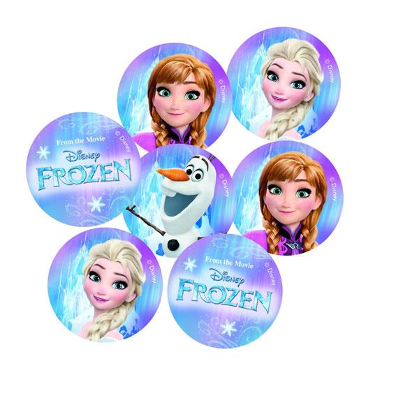 Frozen confetti 34 gram