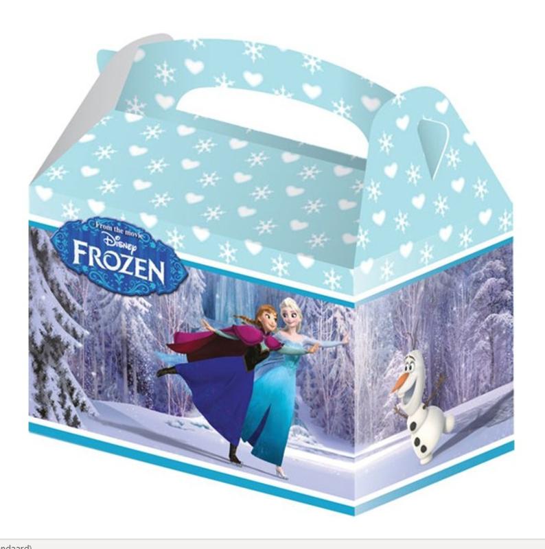 Frozen partybox 4 stuks
